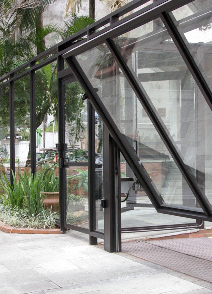 Verelux - Envidraçamento de Áreas, Coberturas de Vidro, Portões